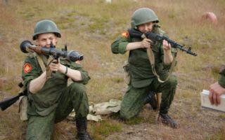 Описание военной кафедры