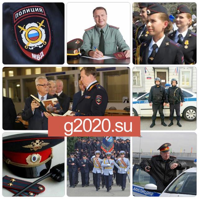 ВУЗы МВД, школы полиции России 2019 - 2020 - 2020: список наиболее перспективных